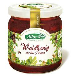 Miód leśny z piemontu bio 500g (allos) wyprodukowany przez Allos, niemcy