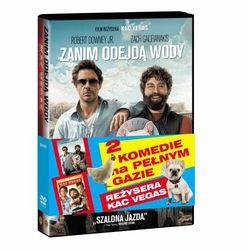 Pack Kac Vegas / Zanim odejdą wody (pakiet, 2 DVD), towar z kategorii: Pakiety filmowe