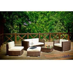 Bello giardino Zestaw mebli ogrodowych discreto, kategoria: zestawy ogrodowe