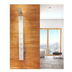 8721 Aluminiowy panel prysznicowy, satyna, REA-P0049