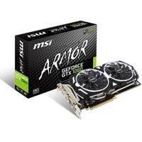 MSI GeForce GTX 1060 ARMOR OC V1 6GB GDDR5