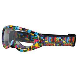 Dziecięce motocyklowe okulary  spooner marki W-tec