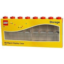 Pojemnik lego na minifigurki 16 czerwony - lego pojemniki marki Room copenhagen