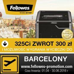 325ci wyprodukowany przez Fellowes