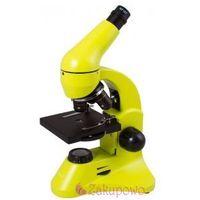 Levenhuk Mikroskop  rainbow 50l plus lime\limonowy #m1