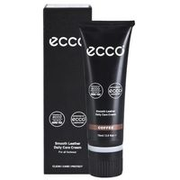 Pasta do obuwia ECCO - Smooth Leather Daily Care Cream 903330000172 Coffee