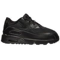 "Buty Nike Air Max 90 (PS) ""all black"" (833422-001) - Czarny"