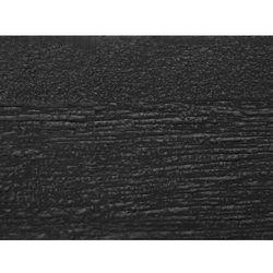 Doniczka czarna prostokątna 50 x 23 x 24 cm MYRA (4260602372370)