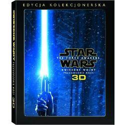 Gwiezdne Wojny: Przebudzenie Mocy 3D. Edycja Kolekcjonerska (3BD) z kategorii Filmy przygodowe