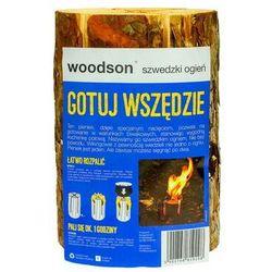 """Pieniek Drewniany """"Szwedzki Ogień"""" (5902768819298)"""