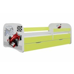 Łóżko dla dziecka, barierka, babydreams, formuła, zielone marki Kocotkids