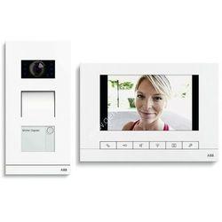 Abb zestaw wideodomofonowy (83021/1-500) 83021/1-500 - rabaty za ilości. szybka wysyłka. profesjonalna pomoc techniczna.