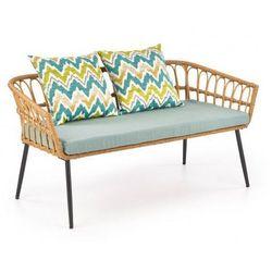 Producent: elior Rattanowa sofa ogrodowa selena 3x-wielobarwna