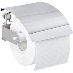 Wenko Uchwyt na papier toaletowy premium plus - stal nierdzewna, (4008838221860)