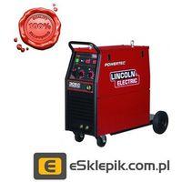 powertec 305c 4r - 4-rolkowy - półautomat mig/mag marki Lincoln electric