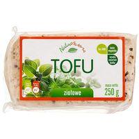 NATURAVENA 250g Tofu kostka z ziołami