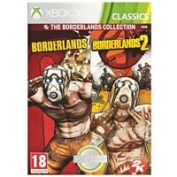 Borderlands 1&2 Bundle (Xbox 360)