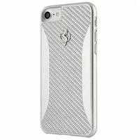 Ferrari GT EXPERIENCE - Etui iPhone 7 (srebrny), kolor szary