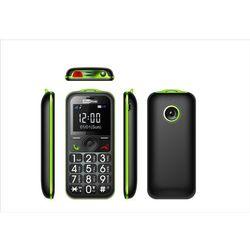 Telefon  mm 560 zielony, marki Maxcom