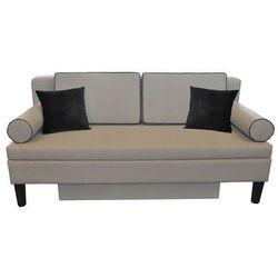 Sofa Versal w pepitkę by Happy Barok (sofa)