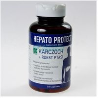 Hepato Protect kaps. 60 kaps. (5903560621706)
