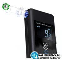 Da tech co ltd Alkomat alcofind pro x5 + kalibracje 12 miesięcy gratis! (pro x-5)