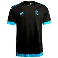 adidas Performance REAL MADRID Artykuły klubowe black/vivid teal (4058032780724)