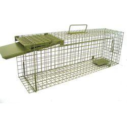 Pułapka jednowejściowa na szczury, kuny, tchórze, norki, koty ZL S1D sprawdź szczegóły w Mediasklep24