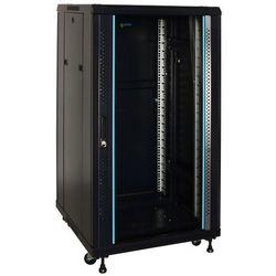 Szafa rack stojąca złożona 22u/600x600 zrs2266gd marki Pulsar
