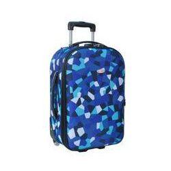 Walizka mała niebieska mozaika - produkt z kategorii- skrzynki i walizki narzędziowe