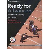 Ready for Advanced. Podręcznik z Kluczem + CD + Kod Dostępu (9780230463677)