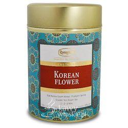 Zielona herbata Ronnefeldt Couture Korean Flower 100g, towar z kategorii: Zielona herbata