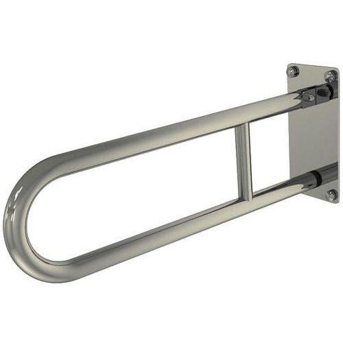 Poręcz łazienkowa uchylna dla niepełnosprawnych 750 mm SNM - oferta (d5a8d6ac3f03b2dc)