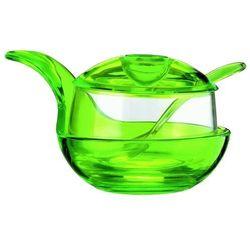 Cukiernica gemme, zielona marki Guzzini