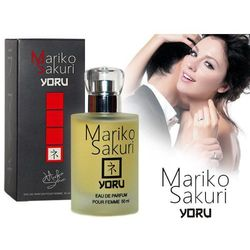 Mariko sakuri yoru 50 ml for women wyprodukowany przez Aurora
