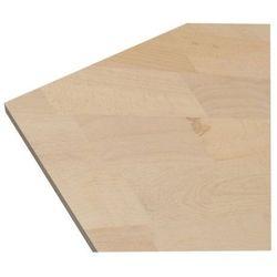 Blat drewniany 37 x 600 x 3000 mm buk (5903246290516)
