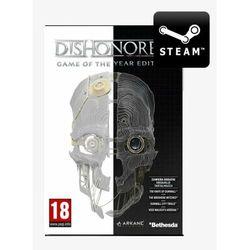 Dishonored game of the year edition - klucz, marki Cenega