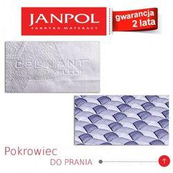 Pokrowiec na materac GRUPA I - JANPOL, Rozmiar - 80x200 cm, Pokrowiec - Celliant Sleep - NEGOCJUJ CENY