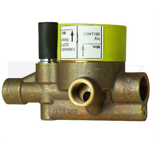 Zucchetti  element podtynkowy r99614, kategoria: pozostałe artykuły hydrauliczne