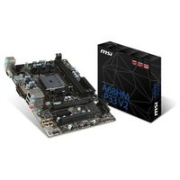 A68HM-P33 V2 FM2+ A 68H/2DDR3/USB3/GLAN/uATX