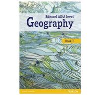 Edexcel GCE Geog AS Lev Stude Bk & eBook