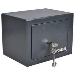 Sejf metalowy otwierany kluczem Opus Safe Guard PS 2 - Rabaty - Porady - Hurt - Negocjacja cen - Autoryzowana dystrybucja - Szybka dostawa.