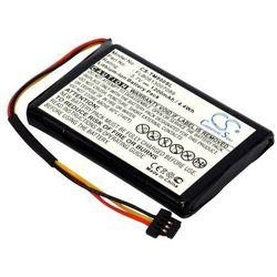 TomTom One XL Traffic / FLB0813007089 1200mAh 4.44Wh Li-Ion 3.7V (Cameron Sino) - sprawdź w wybranym sklepie