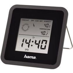 Th50 czarny stacja pogody marki Hama