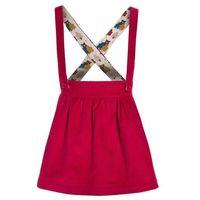 Little Green Radicals BUBBLE Spódnica mini raspberry, kolor różowy