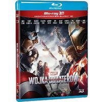 Kapitan Ameryka: Wojna bohaterów 3D (2BD), kup u jednego z partnerów