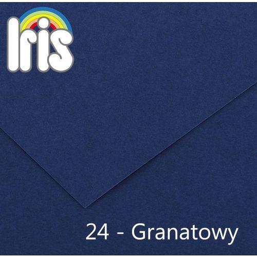 Brystol  Iris A3/185g granatowy 50ark., Canson
