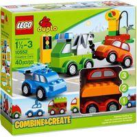 Lego DUPLO Kreatywne auta 10552
