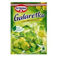Dr. oetker polska sp. z o.o. Galaretka o smaku agrestowym 77 g dr. oetker