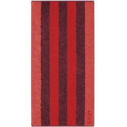 JOOP! Ręcznik Gala Stripes Mohn, 50 x 100 cm